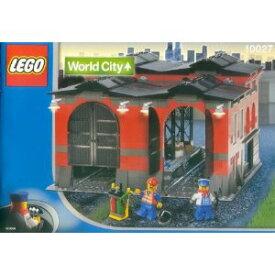 レゴ トレイン LEGO 10027 Train Engine Shed 並行輸入品