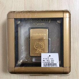 ハローキティZIPPO Hello Kitty 誕生30周年記念 30years LIMITED EDITION ゴールド シリアルナンバー 限定品 2004年 サンリオ 新品