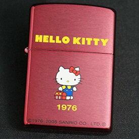 zippo(ジッポー)HELLO KITTY レッド 500個限定 2004年製造 新品