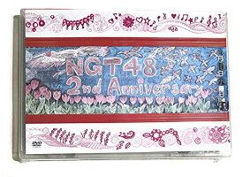 NGT48 2nd Anniversary(16Pブックレット+生写真1枚ランダム封入)(特典DISC付)[DVD 3枚組]新品 マルチレンズクリーナー付き