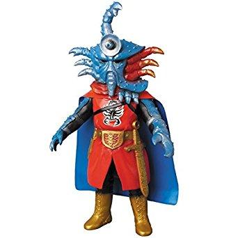 メディコムトイ 東映レトロソフビコレクション カニレーザー 仮面ライダーV3