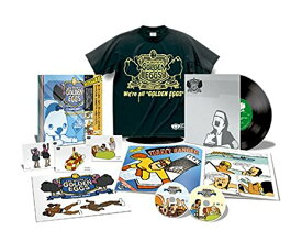 "The World of GOLDEN EGGS ""SEASON 2"" DVD-BOX Limited Edition (完全予約限定生産) 上原さくら 新品 マルチレンズクリーナー付き"
