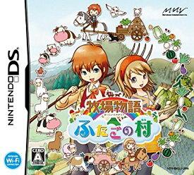 牧場物語 ふたごの村(特典無し)  Nintendo DS 新品