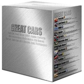 GREAT CARS グレイト・カー DVD-COLLECTION マルチレンズクリーナー付き 新品