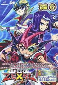 遊☆戯☆王ZEXAL DVDシリーズ DUELBOX (6) 新品 マルチレンズクリーナー付き