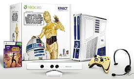 Xbox 360 320GB Kinect スター・ウォーズ リミテッド エディション【メーカー生産終了】 新品