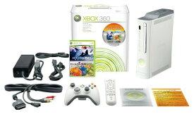 Xbox 360 バリューパック(60GB:HDMI端子搭載、「エースコンバット6 解放への戦火」&「ビューティフル塊魂」同梱)【期間限定生産】【メーカー生産終了】 新品