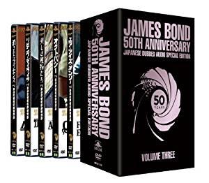 007 TV放送吹替初収録特別版DVD-BOX【第三期】 ロジャー・ムーア マルチレンズクリーナー付き 新品