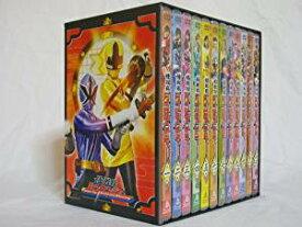 スーパー戦隊シリーズ 侍戦隊シンケンジャー DVD全12巻セット 新品 マルチレンズクリーナー付き