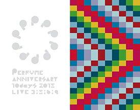 【早期購入特典あり】Perfume Anniversary 10days 2015 PPPPPPPPPP「LIVE 3:5:6:9」(初回限定盤)【早期予約特典ポスター付】 [Blu-ray] 新品