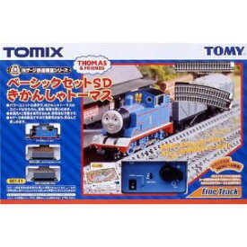TOMIX Nゲージ ベーシックセットSDきかんしゃトーマス 90141 トミーテック
