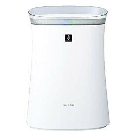 シャープ 空気清浄機 プラズマクラスター 7000 スタンダード 14畳 / 空気清浄 23畳 ウイルス 花粉 2018年モデル ホワイト FU-J50-W
