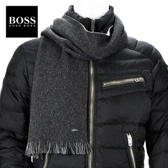 Boshygobos BOSS HUGOBOSS knit scarf 50295871 037 mens scarves / gift 02P01Oct16