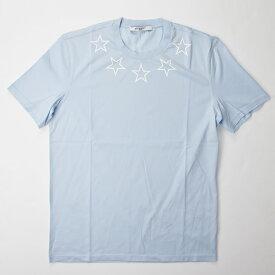 GIVENCHY ジバンシー 16J 7165 651/452 Tシャツ BABY BLUE メンズ/トップス【SS】【送料無料】