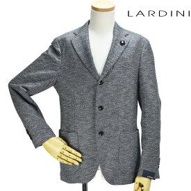 ラルディーニ LARDINI EG903AV/EGA52526 1 JACKET NAVY MIX シングルジャケット テーラード ジャケット カジュアルジャケット ネイビーミック メンズ【送料無料】