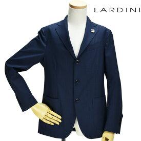 ラルディーニ LARDINI EG939AV/EGEW52703 1331 JACKET NAVY シングルジャケット テーラード ジャケット カジュアルジャケット ネイビー 紺色 メンズ【送料無料】