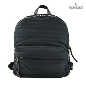 3ed45ca5a2 モンクレール MONCLER 00623.00 539AX/999 BAG NEW GEORGE BLACK キルティング バックパック リュックサック  ブラック