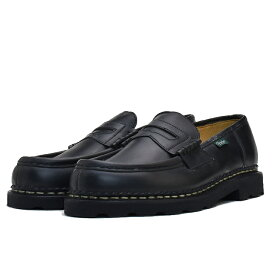 パラブーツ ランス ブラック 黒 PARABOOT REIMS 099412 BLACK ローファー メンズ 靴 ブーツ 【送料無料】