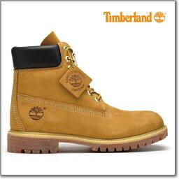 timbarandomenzubutsu 6英寸高級長筒靴Timberland TIMBERLAND 6inch PREMIUM BOOT 10061黄色長筒靴