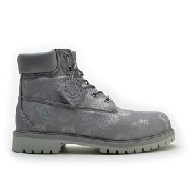ティンバーランド ジュニア 6インチ プレミアム ブーツ TIMBERLAND JUNIOR 6IN PREMIUM BOOTS A1759 スリート SLEET レディース 【送料無料】