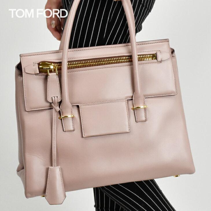 トムフォード TOM FORD 正方形 トートバッグ ピンク l0683t gngbhn レディース/バッグ/BAG【送料無料】[tom-0131]