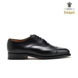 トリッカーズ TRICKER'S 6140 REGENT BLACK BOX CALF リージェント ドレスシューズ ビジネスシューズ ストレートチップ メンズ ブラック 黒