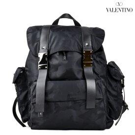ヴァレンティノ VALENTINO MY2B0556NAI/0NO バックパック リュック メンズ ブラック 黒 BACKPACK BLACK【z20o】
