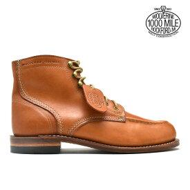 ウルヴァリン WOLVERINE W40503 1000 MILE 6インチ BOOT TAN BROWN ブーツ シューズ タン ブラウン レザー メンズ