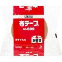 積水化学 布テープ No.600 50mm×25m N60X03 1セット(30巻) N60X03