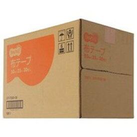 TANOSEE 布テープ 中梱包用 50mm×25m 1セット(30巻)