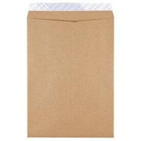 ピース 発送用封筒スーパークラフト テープ付 角2 100g/m2 業務用パック 735−00 1箱(500枚)
