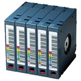 富士フイルム LTO Ultrium3 データカートリッジ バーコードラベル(縦型)付 400GB LTO FB UL−3 OREDPX5T 1パック(5巻)