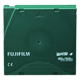 富士フイルム LTO Ultrium4 データカートリッジ バーコードラベル(横型)付 800GB LTO FB UL−4 OREDPX5Y 1パック(5巻)