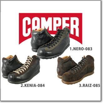 カンペールCAMPER PEROTAS ARIEL NEGRO-083/KENIA-084/RAIZ-085 33766-083/33766-084/33766-085
