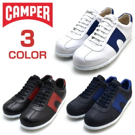 カンペール ペロータス メンズ エックスライト CAMPER PELOTAS XLITE K100219 001 002 003 ホワイト ブラック レッド ネイビー 白 黒 赤 青