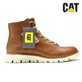 【期間限定SALE 7月31日まで】キャット CAT キャタピラー P722895 THAMES TAN ワークブーツ ブラウン系 メンズ【送料無料】