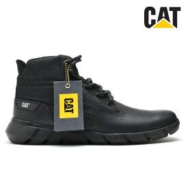 【期間限定SALE 7月31日まで】キャット CAT キャタピラー P722901 CRAYFORD BLACK ワークブーツ ブラック 黒 メンズ【送料無料】