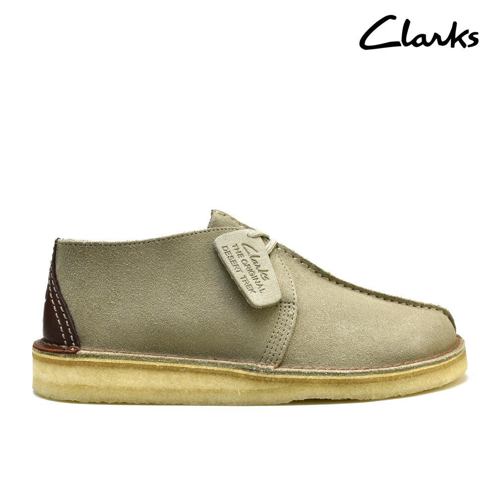 クラークス デザートトレック サンド スエード CLARKS 26122712 DESERT TREK SAND SU ベージュ メンズ