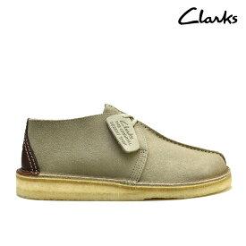 クラークス CLARKS デザートトレック サンド スエード CLARKS 26122712 DESERT TREK SAND SU ベージュ メンズ