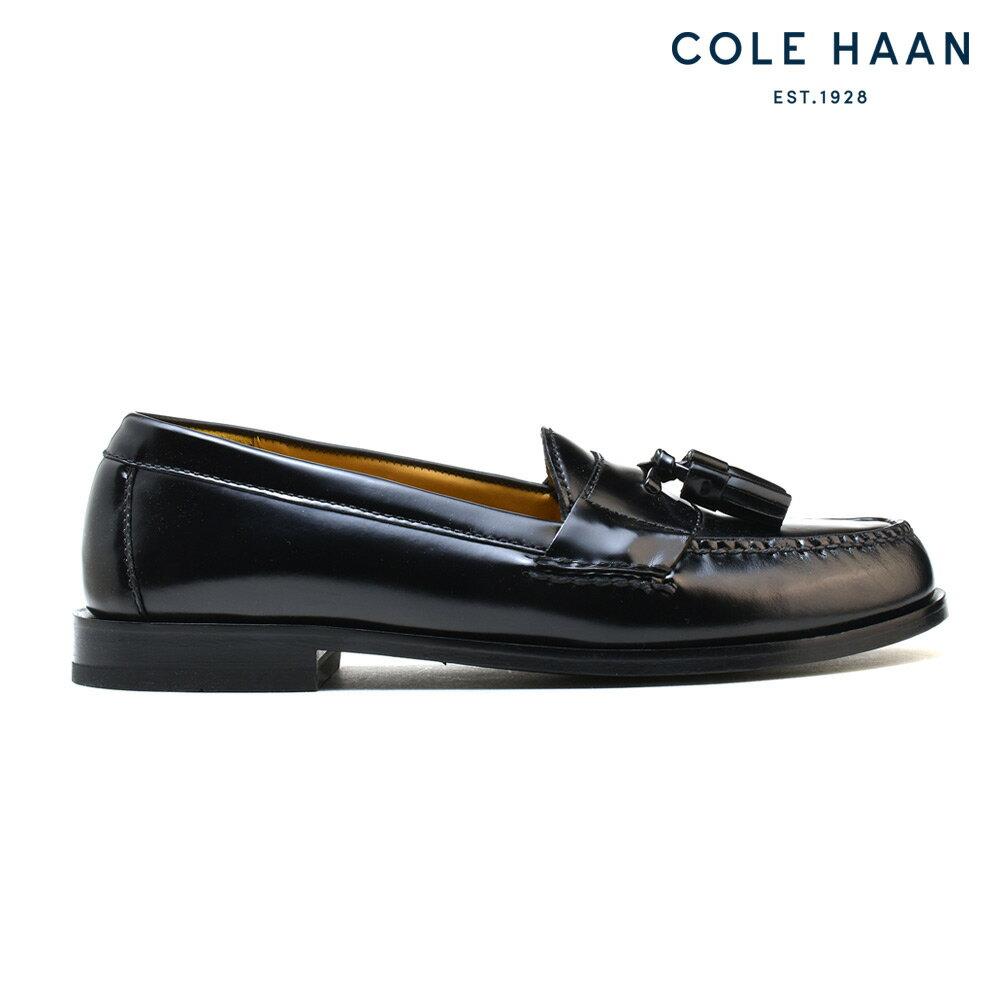 コールハーン COLE HAAN 03506 ピンチ タッセル ブラック ローファー メンズ PINCH TASSEL BLACK