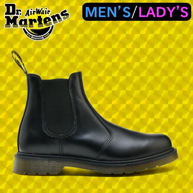 ドクターマーチン Dr.MARTENS 2976 CHELSEA BOOT11853001 BLACK NOIR サイドゴア ブーツ【送料無料】[co-3]