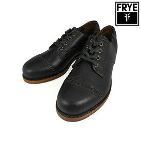 FRYE ARKANSAS BROGUE OXFORD SHOES 84140/84141 BLACK・DARKBROWN・TAN・RUST フライ アーカンソー ブローグ オックスフォード