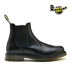 ドクターマーチン Dr.MARTENS 2976 CHELSEA BOOT11853001 BLACK NOIR サイドゴア ブーツ【送料無料】[halsa]