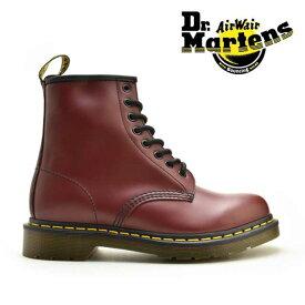 ドクターマーチン 8ホール チェリーレッド 赤 Dr.MARTENS 1460 8EYE BOOTS R11822600 メンズ レディース【送料無料】