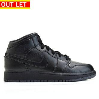 9f333acb4fa91e Cloud Shoe Company  The one leg which there is no NIKE Nike Lady s Air  Jordan 1 mid girls JORDAN1 MID oar black 554