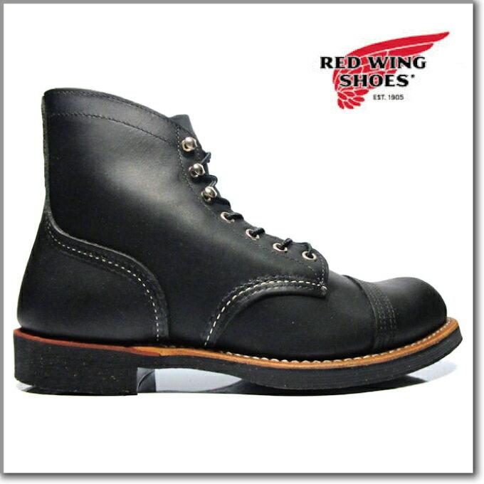 レッドウィング red wing 8114 アイアン レンジ ブラック ハーネス ワークブーツ レッド・ウイング redwing 8114 iron rAnge blAck hArness