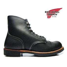 レッドウィング RED WING 8114 アイアン レンジ ブラック ハーネス ワークブーツ レッド・ウイング iron rAnge blAck hArness