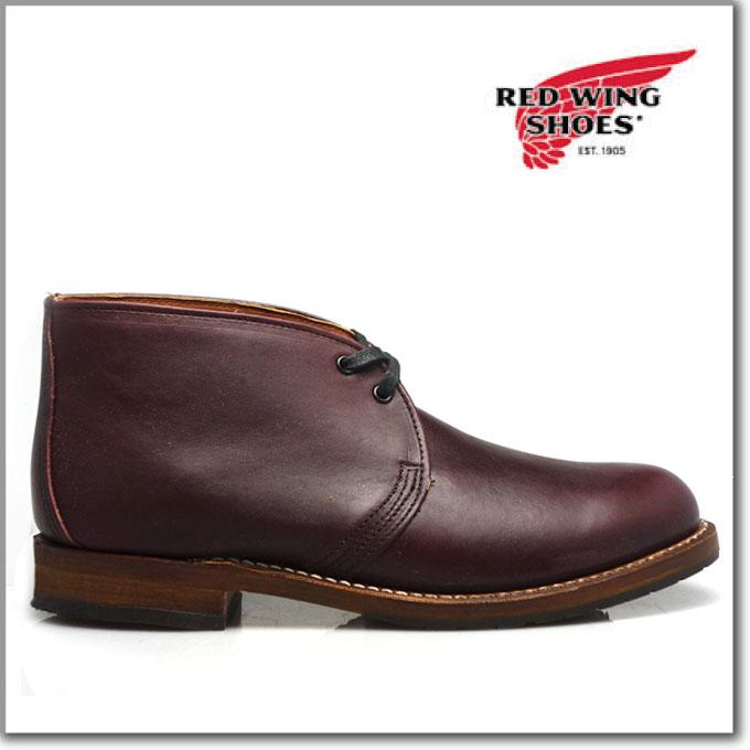レッドウィング red wing 9032 ベックマン チャッカ ブラックチェリー redwing 9032 BECKMAN CHUKKA BLACK CHERRY[co-20]
