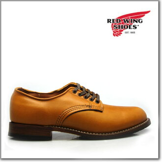 REDWING 9044 BECKMAN OXFORD CHESTNUT红翅膀Beckman Instruments牛津