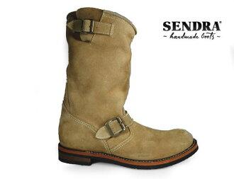 SENDRA 2944 SERRAJE 哈雷发件人男士工作靴